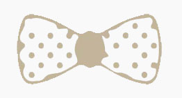 The Styling Irish bow tie