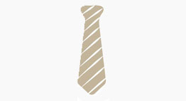 The Styling Irish tie